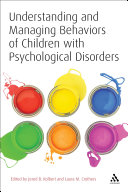 Understanding and Managing Behaviors of Children with Psychological Disorders [Pdf/ePub] eBook