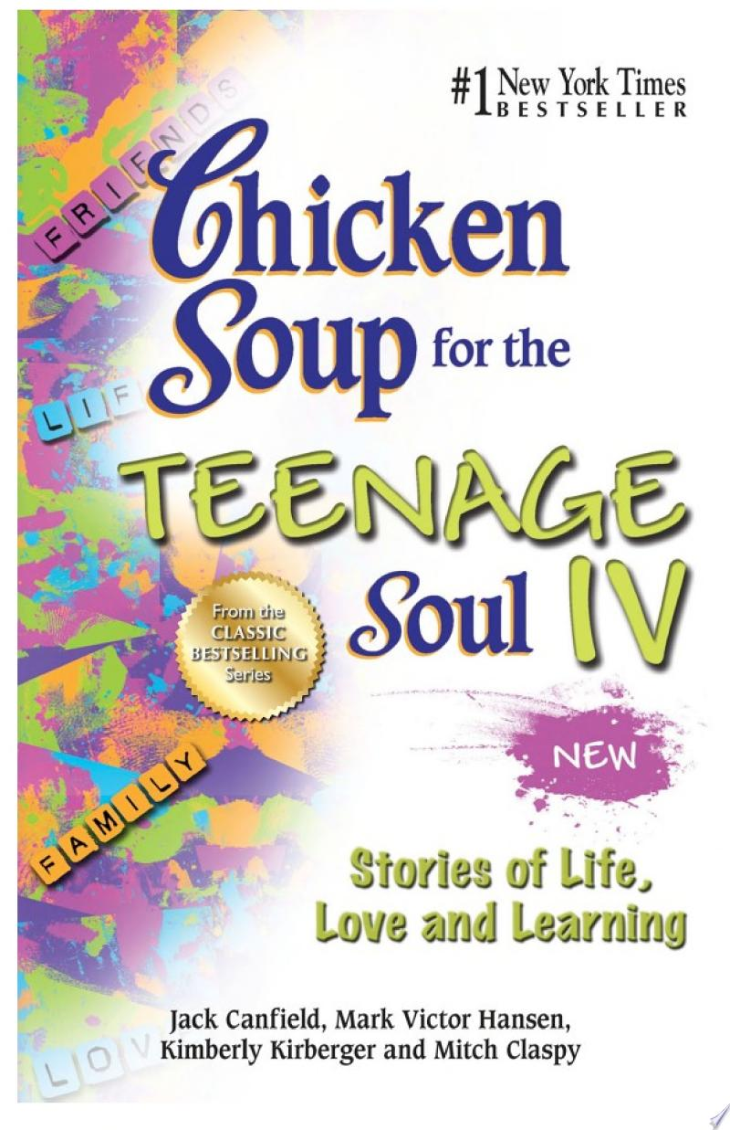 Chicken Soup for the Teenage Soul IV poster