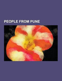 People from Pune