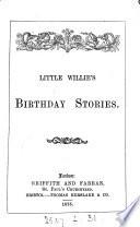 Little Willie s birthday stories