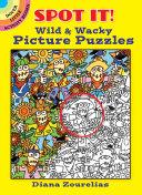 Spot It  Wild   Wacky Picture Puzzles