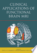 Clinical Applications Of Functional Brain Mri Book PDF