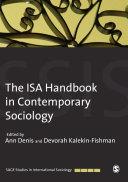 The ISA Handbook in Contemporary Sociology