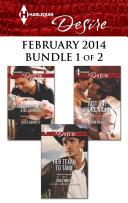 Harlequin Desire February 2014 - Bundle 1 of 2