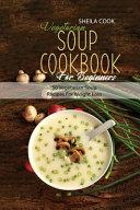 Vegetarian Soup Cookbook For Beginners