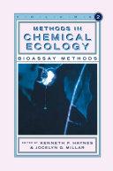 Methods in Chemical Ecology Volume 2 [Pdf/ePub] eBook