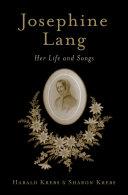 Josephine Lang Pdf/ePub eBook