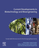 Pdf Current Developments in Biotechnology and Bioengineering Telecharger