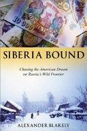 Pdf Siberia Bound