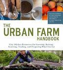 The Urban Farm Handbook Book