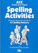ACE Spelling Activities