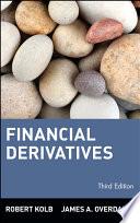 Financial Derivatives Book