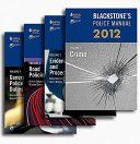 Blackstone's Police Manuals 2012