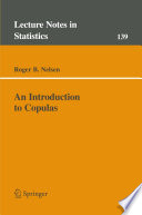 An Introduction to Copulas