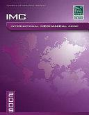 International Mechanical Code  2009