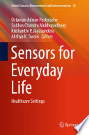 Sensors For Everyday Life Book PDF