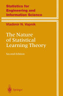 The Nature of Statistical Learning Theory [Pdf/ePub] eBook