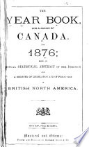 The Year Book and Almanac of Canada for ...