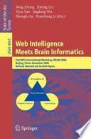 Web Intelligence Meets Brain Informatics Book