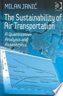 The Sustainability Of Air Transportation Book PDF