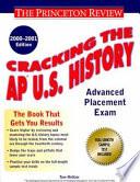 Cracking the AP U.S. History