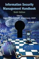 Information Security Management Handbook  Sixth Edition