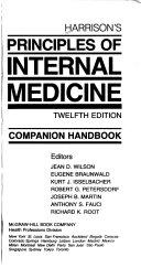 Harrison s Principles of Internal Medicine Book