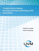 A Practical Guide to Adopting the Universal Verification Methodology  UVM  Second Edition