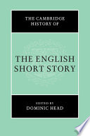 The Cambridge History of the English Short Story