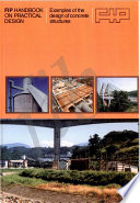 Handbook On Practical Design Examples Of The Design Of Concrete Structures Book