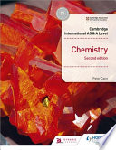 Cambridge International AS and a Level Chemistry Student's Book Second Edition
