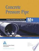 Concrete Pressure Pipe  3rd Ed
