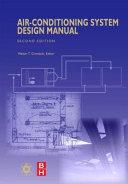 Pdf Air-conditioning System Design Manual