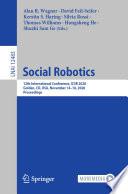 Social Robotics