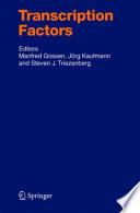 Transcription Factors Book PDF