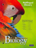 Miller Levine Biology 2010 Multilingual Glossary Grade 9 10