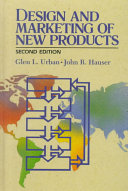 Design and Marketing of New Products
