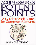 Cover of Acupressure's Potent Points