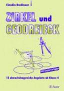 Zirkel und Geodreieck