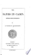 The Danes in camp: letters from Sönderborg by Auberon Herbert