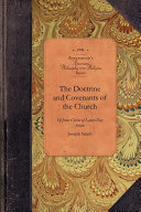 The Doctrine and Covenants of the Church of Jesus Christ of Latter-Day Saints