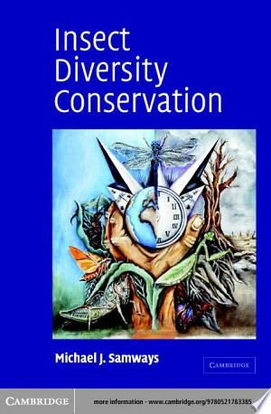 Download Insect Diversity Conservation online Books - godinez books