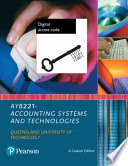 AYB221 - Accounting Systems and Technologies