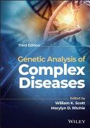 Genetic Analysis of Complex Disease