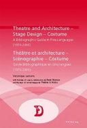 Theatre and Architecture - Stage Design - Costume