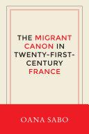 The Migrant Canon in Twenty-First-Century France Pdf/ePub eBook