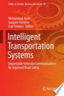 Intelligent Transportation Systems Book