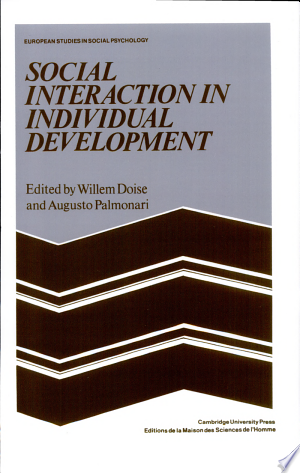 Download Social Interaction in Individual Development Free Books - E-BOOK ONLINE