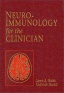 Neuroimmunology for the Clinician Book
