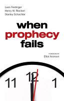 Pdf When Prophecy Fails